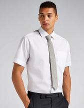 Men`s Classic FitPremium Non Iron Corporate Shirt Short Sleeve