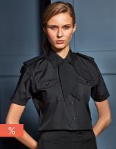 Ladies` Short Sleeve Pilot Shirt
